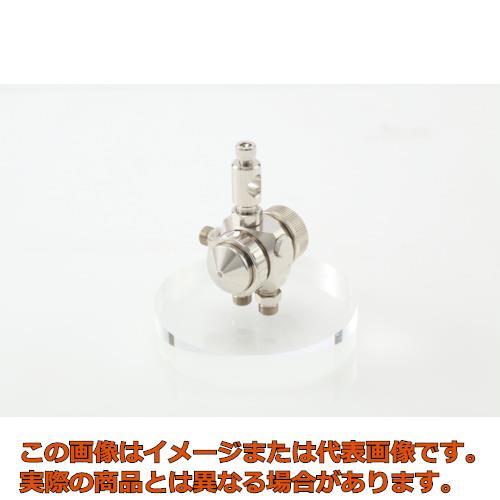 アネスト岩田 液体塗布用自動スプレーガン(小形 丸吹) ノズル口径0.5mm TOF6RB05