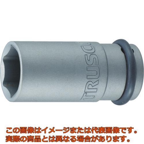 TRUSCO インパクト用ロングソケット(差込角25.4)対辺60mm T860AL