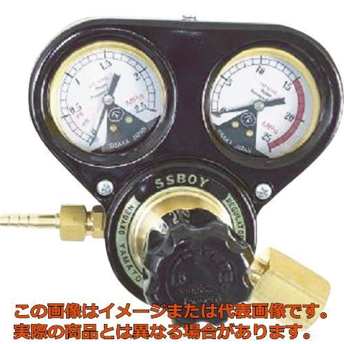 ヤマト 酸素用圧力調整器 SSボーイ(関東式) SSBOXE