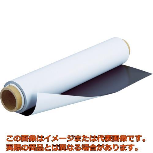 TRUSCO カラーマグネットロール 0.4X620mmX10m TCMR046010W