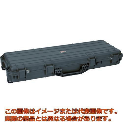 TRUSCO プロテクターツールケース(ロングタイプ) 黒 TAK1133BK