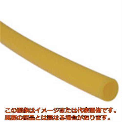 チヨダ TEタッチチューブ 16mm/100m 黄 TE16100Y