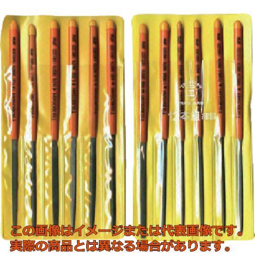 ツボサン 組ヤスリセット 12本組 細目 ST01203