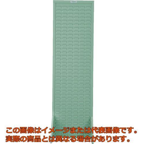【代引き不可・配送時間指定不可】 TRUSCO コンテナラックパネル 490X320XH1600 T-1600S (W490タイプ)GN(グリ-ン)