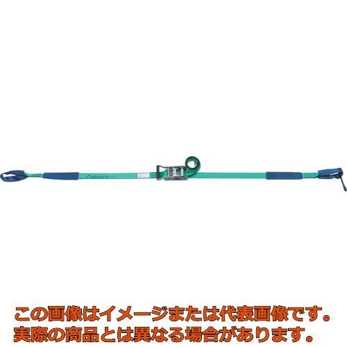 allsafe ラッシングベルト ステンレス製ラチェット式しぼり仕様重荷重 SR5I14