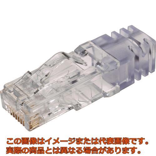 パンドウイット モジュラープラグ LANコネクタ カテゴリ6A 100個入り SP6X88-C SP6X88C