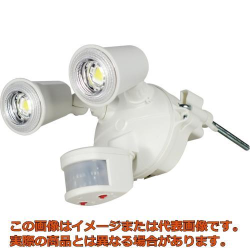 日動 LEDセンサーライト クラブアイ 20W SLSCE20W2P