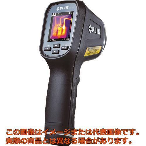 FLIR サーマルイメージ放射温度計 TG167