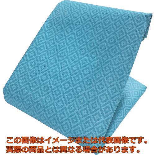 業務用 オレンジブック掲載商品 日本最大級の品揃え 特売 TRUSCO 和みシート TNGM1827B 幅1.8mX長さ2.7m ターコイズブルー