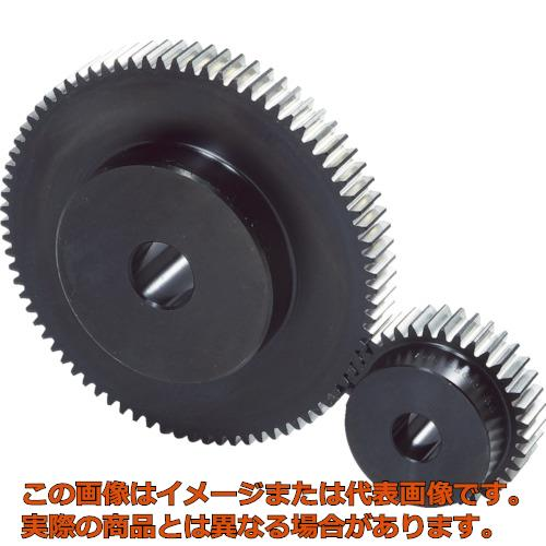 KHK 歯研平歯車SSG2.5-50 SSG2.550