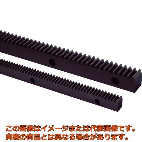 KHK 取付穴加工ラックSRFD4-1000 SRFD41000