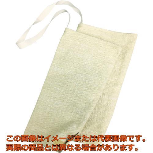 TRUSCO 生体溶解性セラミック 耐熱腕カバー TCAUKA