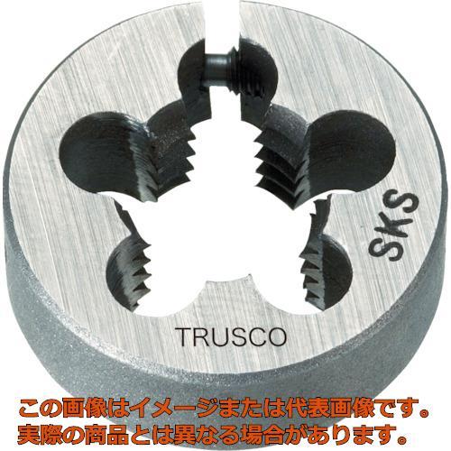 TRUSCO 管用平行ダイス SKS 75径 11/2PF11 TKD75PF11211