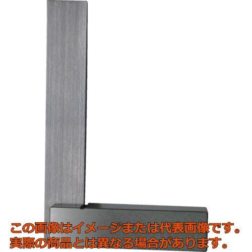 ユニ 焼入台付スコヤー(JIS1級) 200mm ULAY200