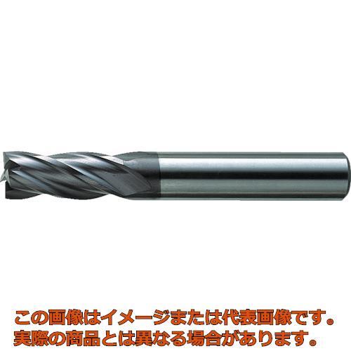 三菱K ミラクル超硬エンドミル VC4MCD0800