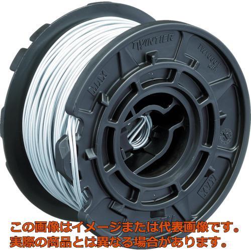 MAX タイワイヤ 亜鉛メッキ線 φ1.0mm RB-440用 (30巻入) TW1060TEGJP