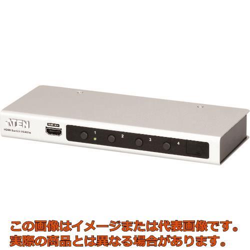 ATEN ビデオ切替器 HDMI / 4入力 / 1出力 VS481B