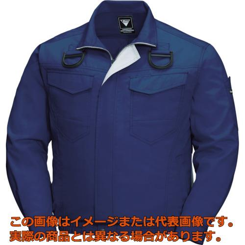 ジーベック 空調服 綿ポリ混紡ペンタスフルハーネス仕様空調服XE98101-19-5L XE98101195L