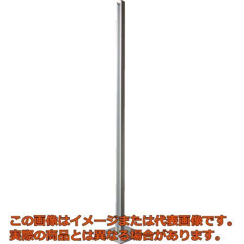 TRUSCO 軽量防音パネル用エンド支柱 1800タイプ TSH18001
