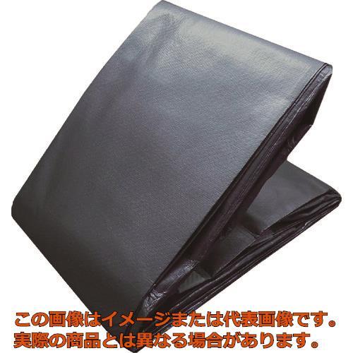 TRUSCO 耐水UVシート#7000 幅5.4mX長さ7.2m メタリックシルバー色 TWP7000MS5472