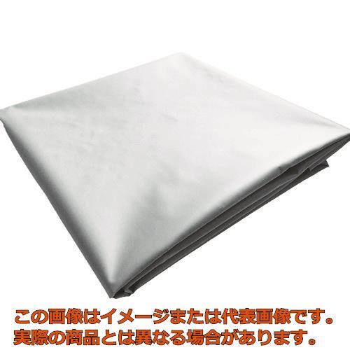 TRUSCO ターポリンシート グレー 3600X5400 0.35mm厚 TPS3654GY