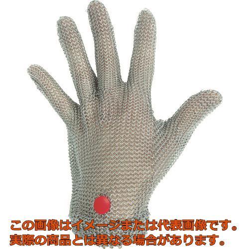 ミドリ安全 ステンレス製 耐切創クサリ手袋 5本指 WILCO-050 Mサイズ 1枚 WILCO050M