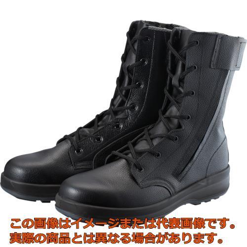 シモン 安全靴 長編上靴 WS33HiFR 23.0cm WS33HIFR23.0