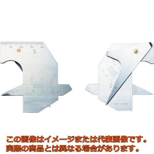 TRUSCO 溶接ゲージ 寸法測定精度±0.2 TWG2
