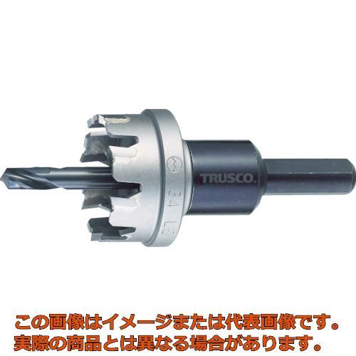 TRUSCO 超硬ステンレスホールカッター 80mm TTG80