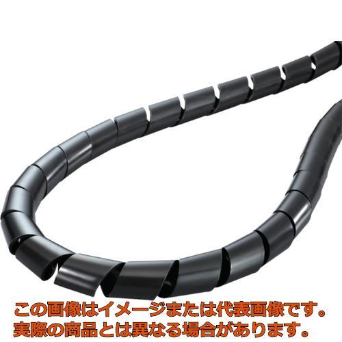 ヘラマンタイトン スパイラルチューブ (ポリエチレン製 耐候グレード) TS15W