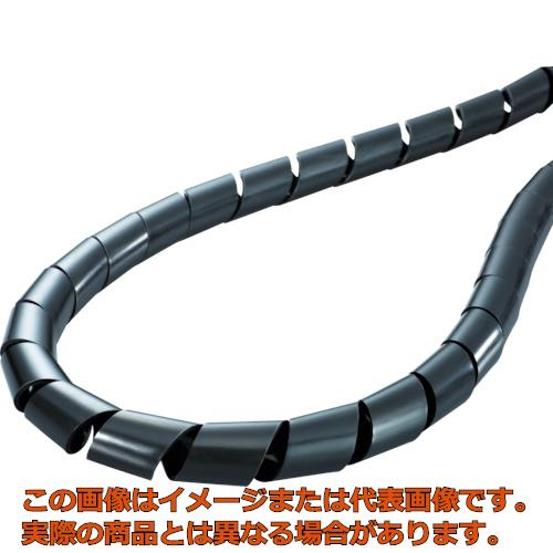 ヘラマンタイトン スパイラルチューブ (ポリエチレン製 耐候グレード) TS6W