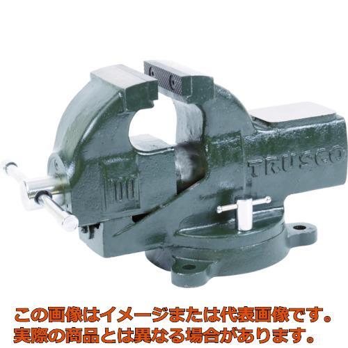 TRUSCO 強力アプライトバイス(回転台付タイプ) 100mm TSRV100