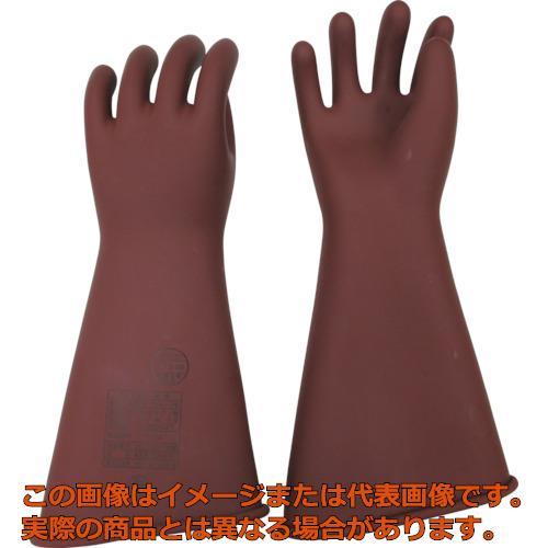 YOTSUGI 高圧ゴム手袋 405MM 大 YS1012702