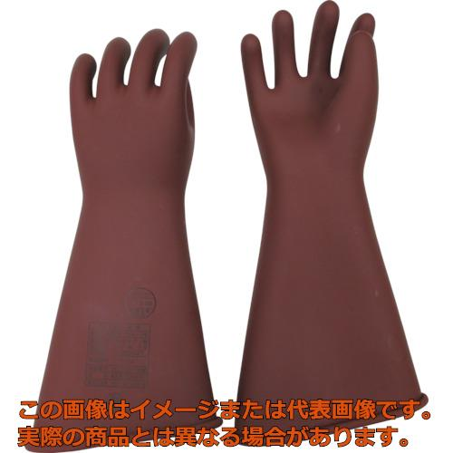 YOTSUGI 高圧ゴム手袋 405MM 小 YS1012902