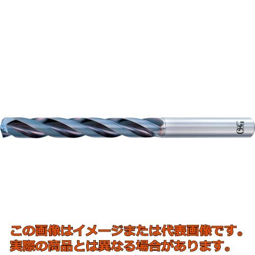 OSG 超硬油穴付き3枚刃メガマッスルドリル5Dタイプ 8663110 TRSHO5D11.1