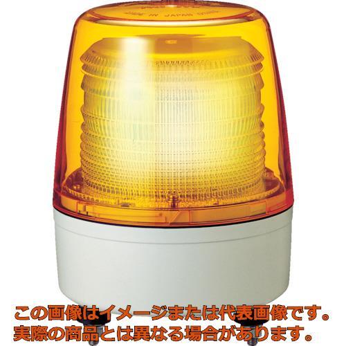 パトライト 中型LEDフラッシュ表示灯 XPE12Y