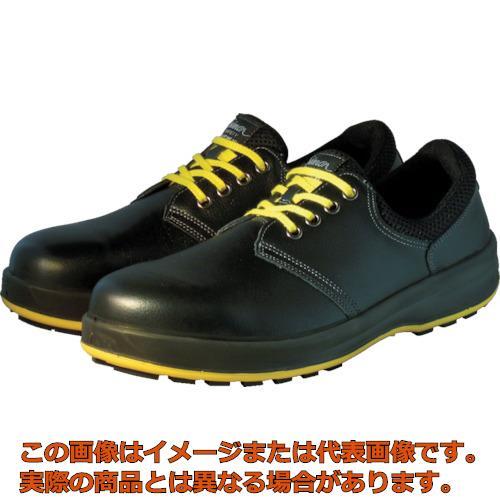 シモン 安全靴 短靴 WS11黒静電靴K 29.0cm WS11BKSK29.0