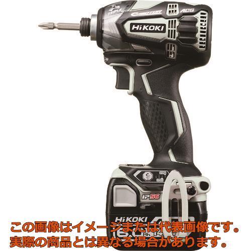 数量は多い  HiKOKI 14.4Vコードレスインパクトドライバ 6.0Ah ホワイト WH14DDL22LYPKS:工具箱 店-DIY・工具