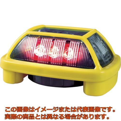 NIKKEI ニコハザードFAB VK16H型 LED警告灯 赤 VK16H004F3R