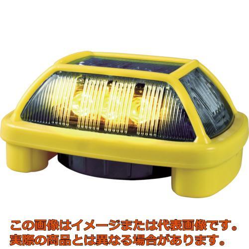NIKKEI ニコハザードFAB VK16H型 LED警告灯 黄 VK16H004F3Y