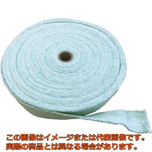TRUSCO 生体溶解性セラミック焼成テープ 厚み2.0X幅100X30m TSCBT210030A
