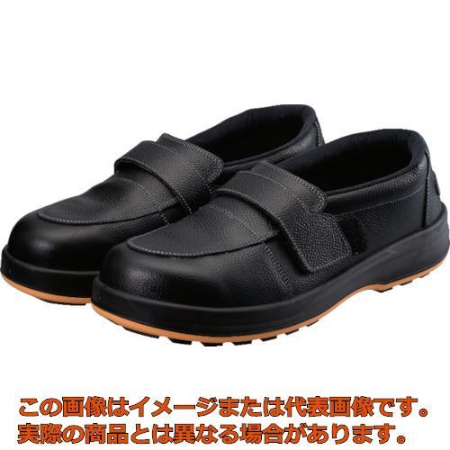 シモン 3層底救急救命活動靴(3層底) 25.0cm ブラック WS17ER25.0