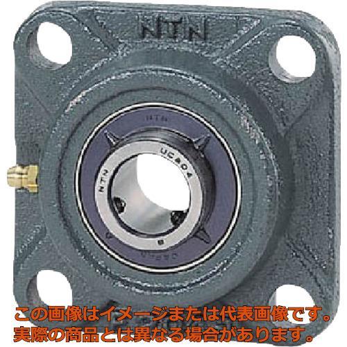 NTN G ベアリングユニット(円筒穴形、止めねじ式)軸径60mm全長195mm全高195mm UCF312D1