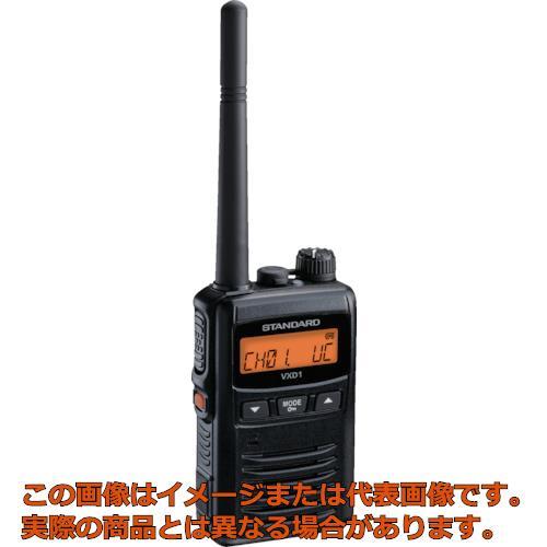 スタンダード デジタルトランシーバー VXD1