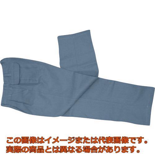 吉野 ハイブリッド(耐熱・耐切創)作業服 ズボン ネイビーブルー YSPW2BL