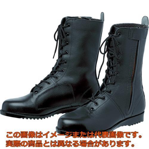 ミドリ安全 高所作業用作業靴 VS5311NオールハトメF 24.5cm VS5311NF24.5