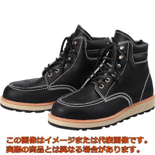 青木安全靴 US-200BK 27.5cm US200BK27.5