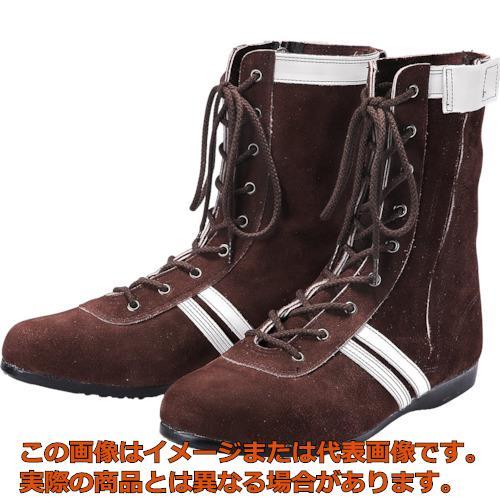 青木安全靴 高所作業用安全靴 WAZA-F-2 25.0cm WAZAF225.0