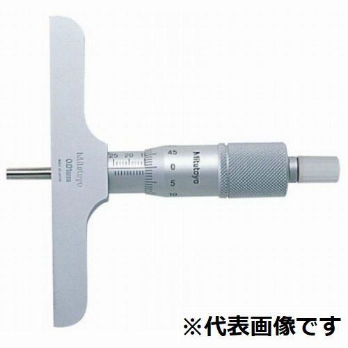 デプスマイクロメータ(129-113)/DMC100-50【ミツトヨ】