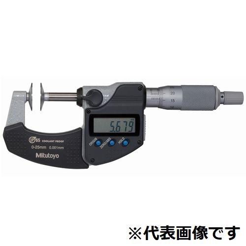 【特価】 デジマチック歯車マイクロメータ(323-253-30)/GMA-100MX:工具箱 店-DIY・工具